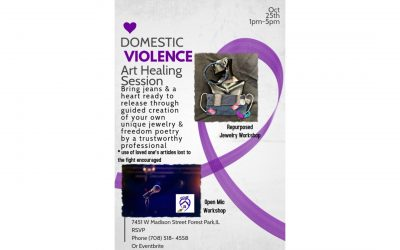 Art Healing Session for Domestic Violence survivors